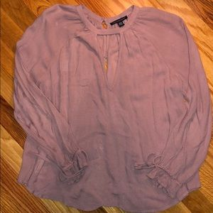 American Eagle blouse.